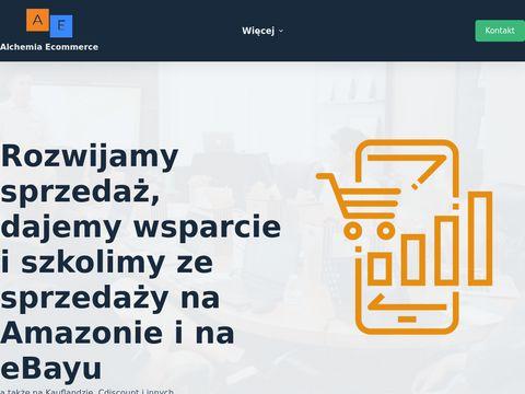 Szkolenia z Amazon i eBay - czyli jak sprzedawać na Amazon i eBay