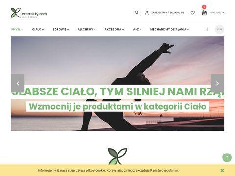 Allchemy.pl - naturalne i chemiczne suplementy
