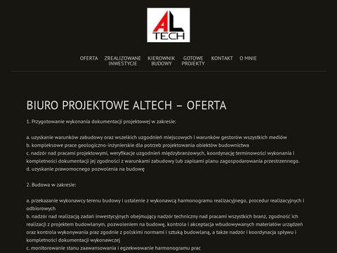 Kierownik budowy ALTECH