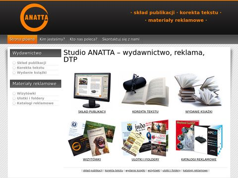 Studio reklamy & DTP