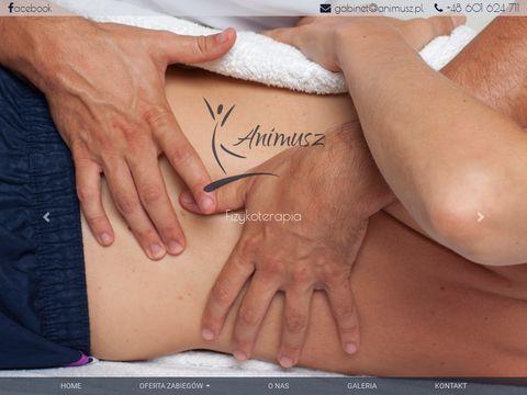 Animusz - szkoła i kursy masażu