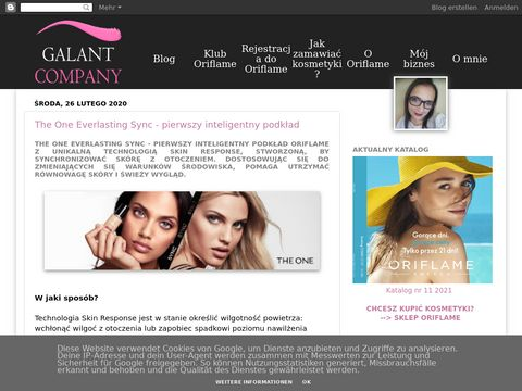 Kosmetyki Oriflame Krak贸w
