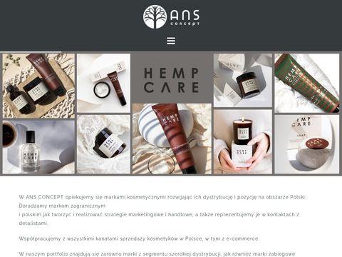 Dystrybutor włoskich kosmetyków