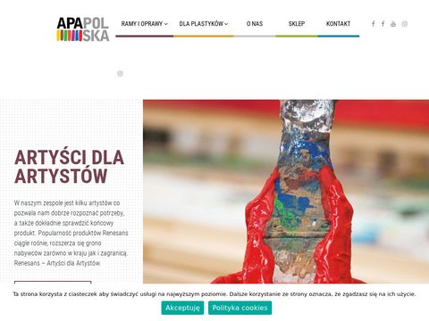 Sklep dla plastyków APA-Polska