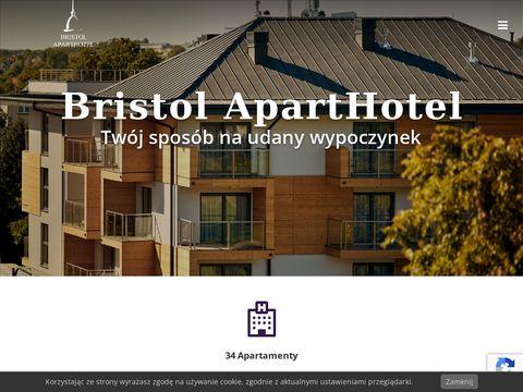 Bristol Aparthotel, apartamenty Busko-Zdr贸j