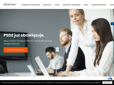 Otwarte API Bankowe - Apilogic