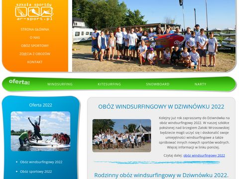 Ob贸z narciarski