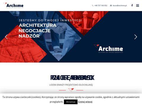 Biuro projektowe Białystok - Archime