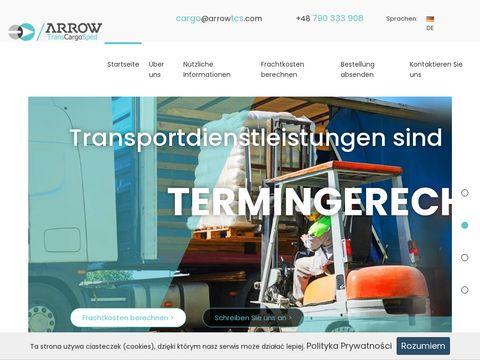 Spedycja - arrowtcs.com