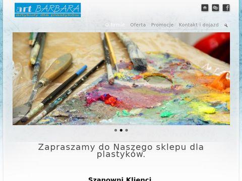Sklep dla plastyków Warszawa