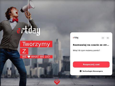 Agencja Interaktywna - strony, sklepy, aplikacje