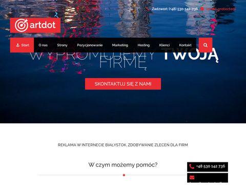 ArtDot - Agencja Interaktywna - Białystok