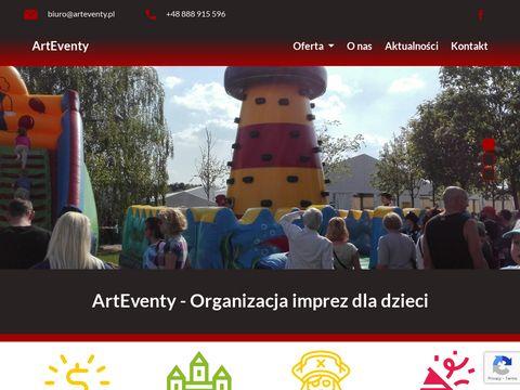Imprezy dla dzieci Poznań
