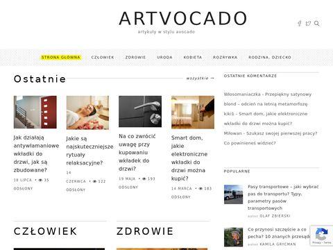 Tylko na Artvocado.pl sposoby na wzmocnienie pamiÄ™ci
