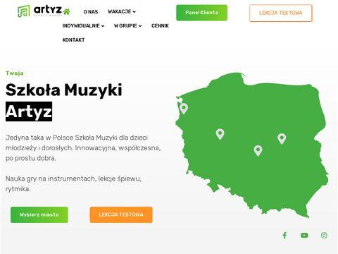 Szko艂a muzyczna Szczecin