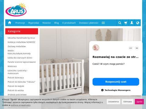 Po艣ciel dla dzieci do 艂贸偶eczka - arus.pl