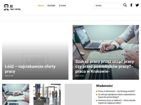 Www.as-truck.com.pl sprzeda偶 cz臋艣ci samochodowych