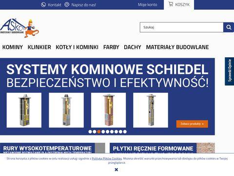 Sklep budowlany Kraków - askot.krakow.pl