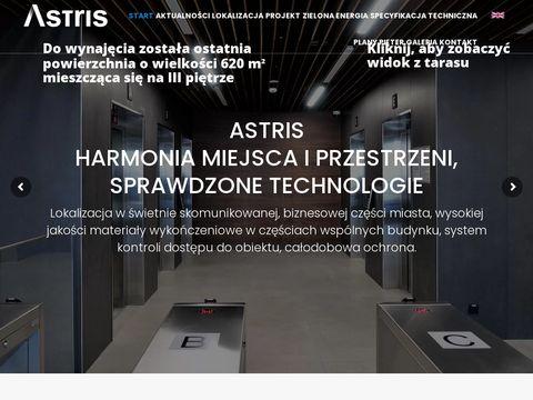 Powierzchnie biurowe w Krakowie - Astris