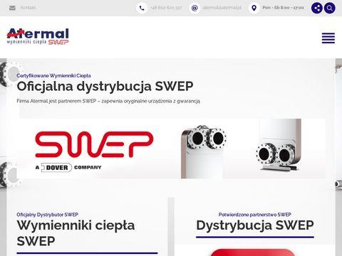 Wymienniki ciepła SWEP