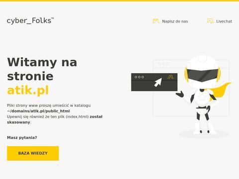 Podręczniki do szkoły - Atik.pl