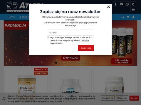 Atleta.pl sklep internetowy.
