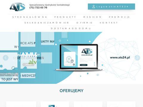 Hurtownia soczewek kontaktowych ATS Balicki, Florek sp.j.