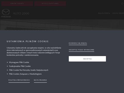 Serwis ASO Mazda Warszawa