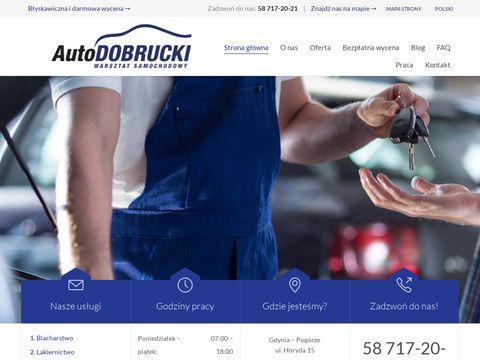 Auto service gdynia - autodobrucki.pl