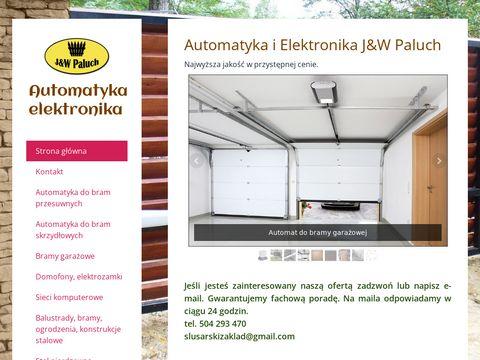 Automatyka do bram Mińsk Mazowiecki