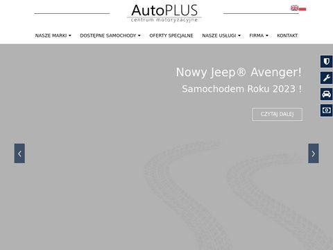 AUTO PLUS Fiat trójmiasto