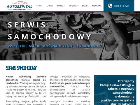 Serwis samochodowy | AutoSzpital Warszawa