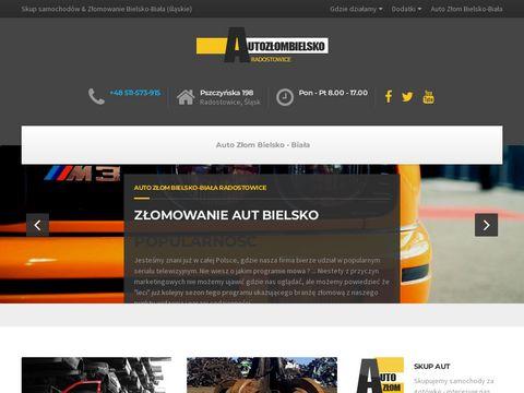 Auto Skup Bielsko - Skup aut w Bielsku-Białej | autozlombielsko.pl