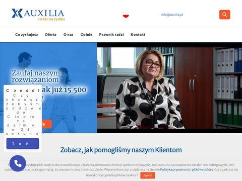 Pomoc w uzyskaniu odszkodowania - Auxilia