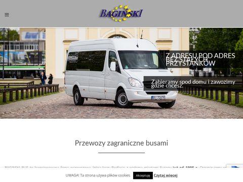 Busy Białystok - Bagiński Bus