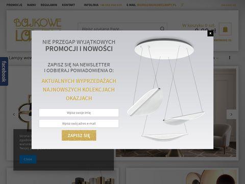 Milargo - bajkowelampy.pl