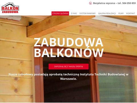 Http://balkon-zabudowa.pl/