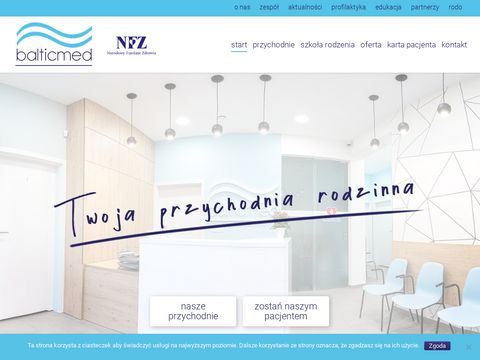 Przychodnia Szczecin Prawobrze偶e - balticmed.pl