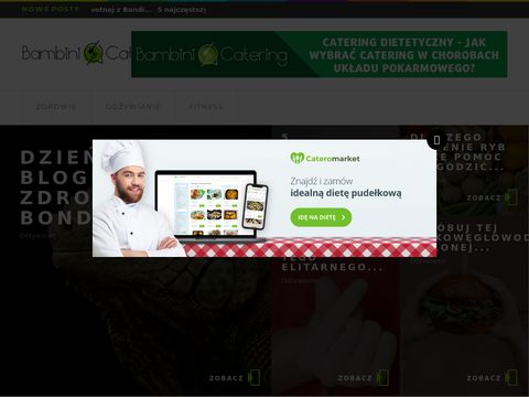 Catering dla dzieci - Bambinicatering.pl