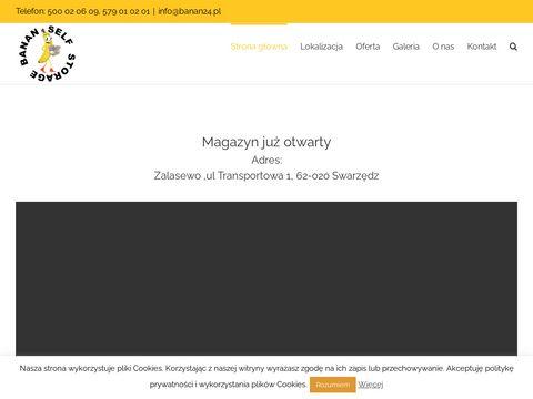 Magazyny do wynajÄ™cia w Poznaniu