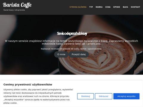 Barista - baristacaffe.pl