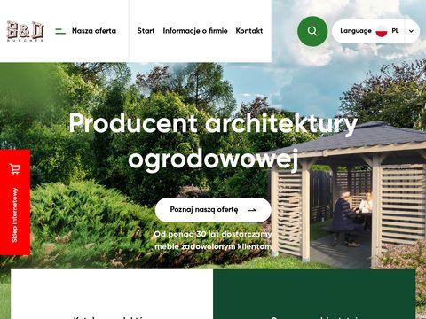 P艂otki ogrodzeniowe drewniane Bdburchex.com.pl