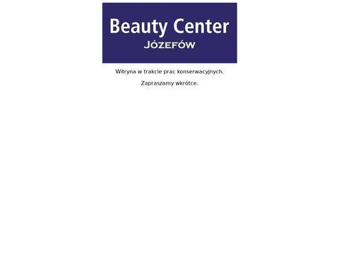 Beauty Center Józefów, Spa Salon gabinet kosmetyczny Józefów