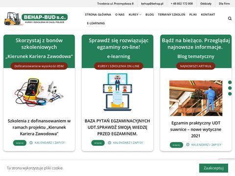 Behap.pl - Kursy od A do Z