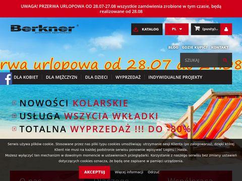 Koszulka kolarska m臋ska - berkner.pl