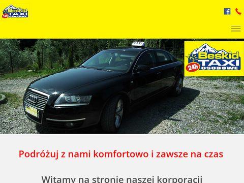 Taxi ustroń - beskidtaxi.pl