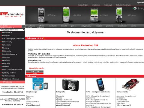 Bestcomputer.pl usługi informatyczne