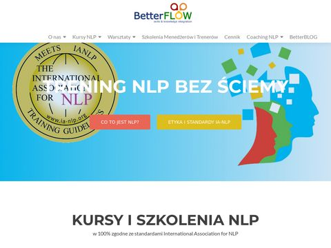 Better Flow – Kursy i Szkolenia NLP