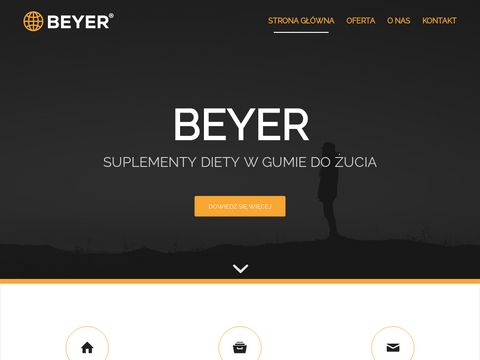 BEYER - Zdrowe Gumy do Å»ucia