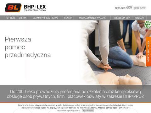 Http://bhp-lex.pl